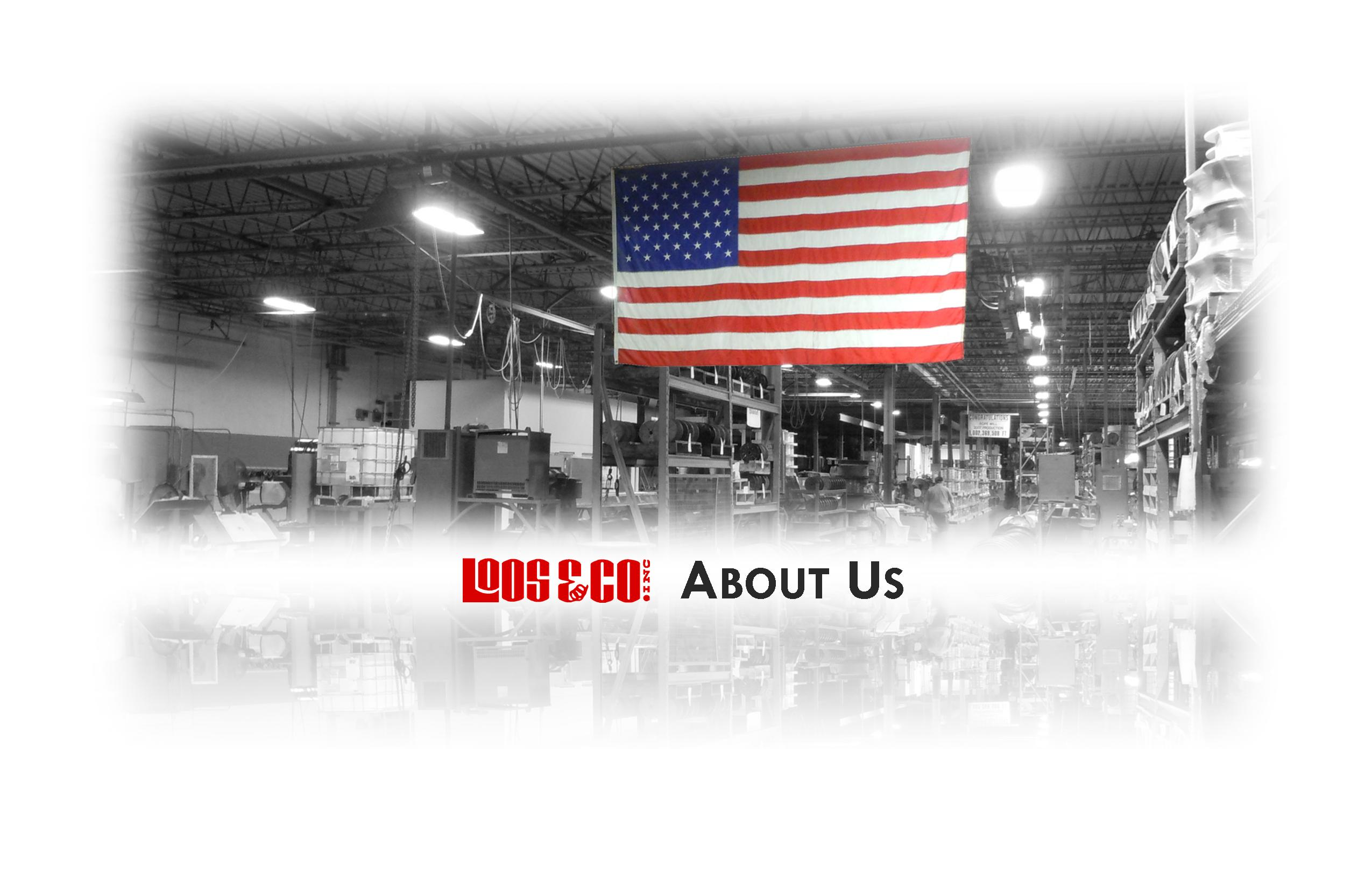 About Loos & Co | Manufacturing Cable Assemblies - Loos & Co., Inc.