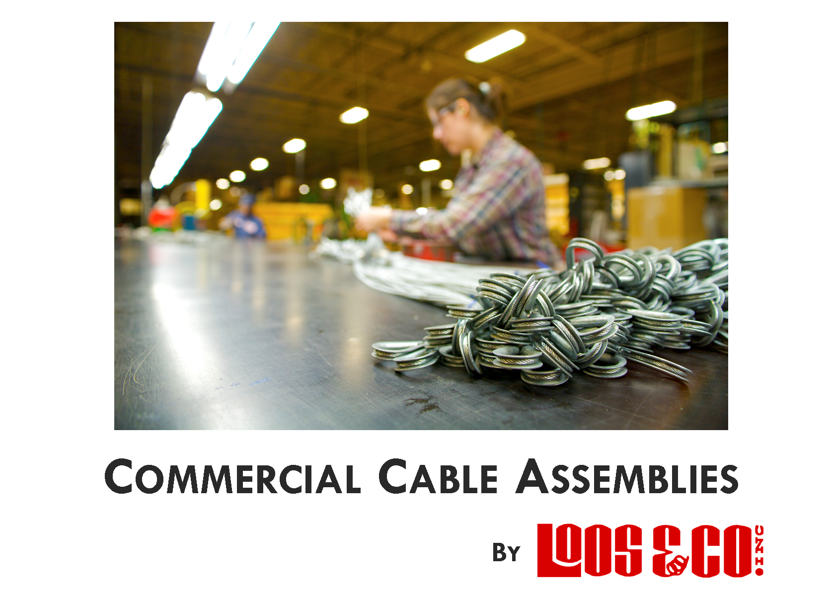 Loos and Company Commercial Cable Assemblies