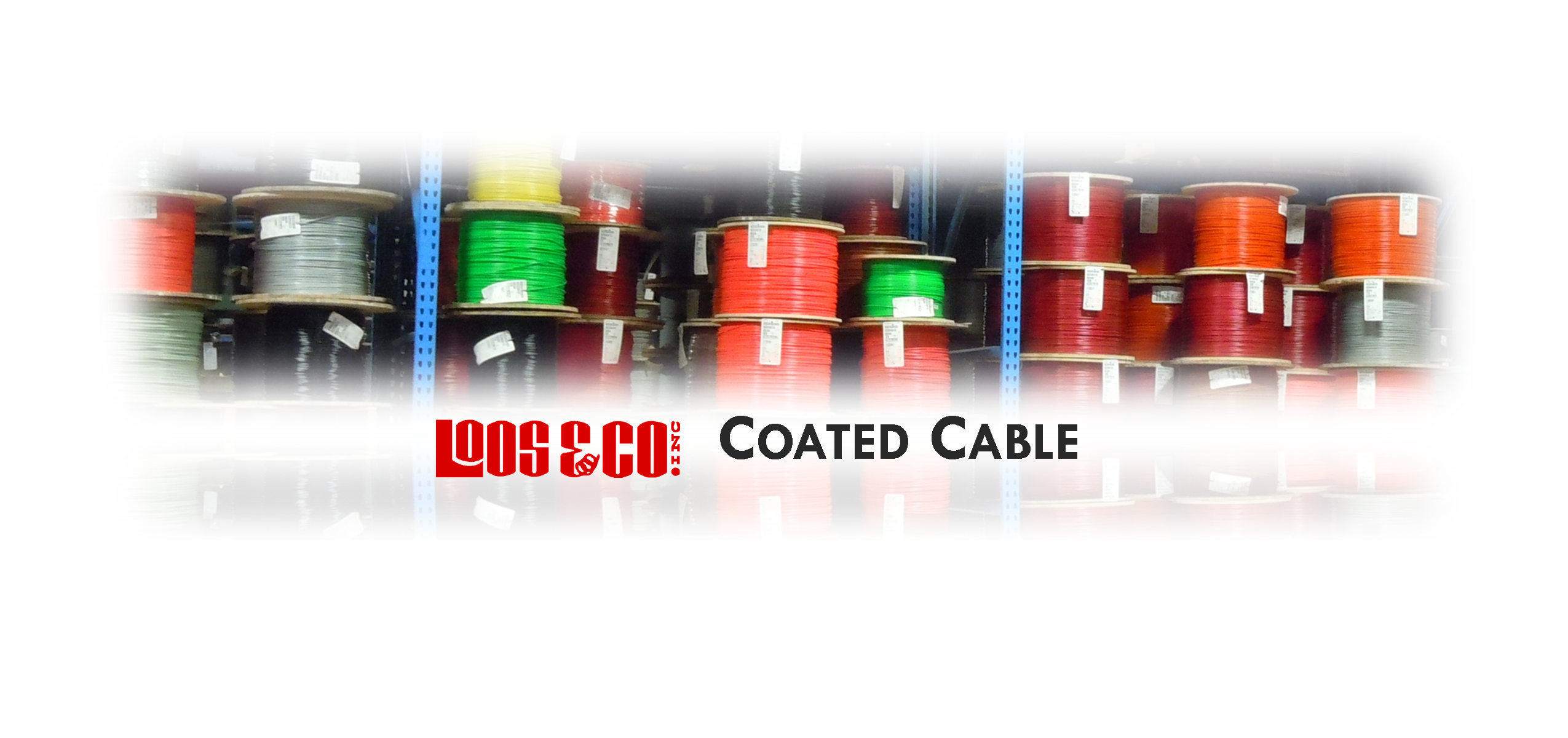 Loos and Company Coated Cable