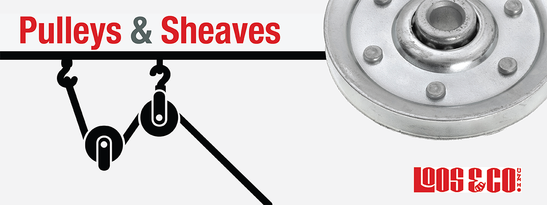 Wire rope Pulleys and Sheaves