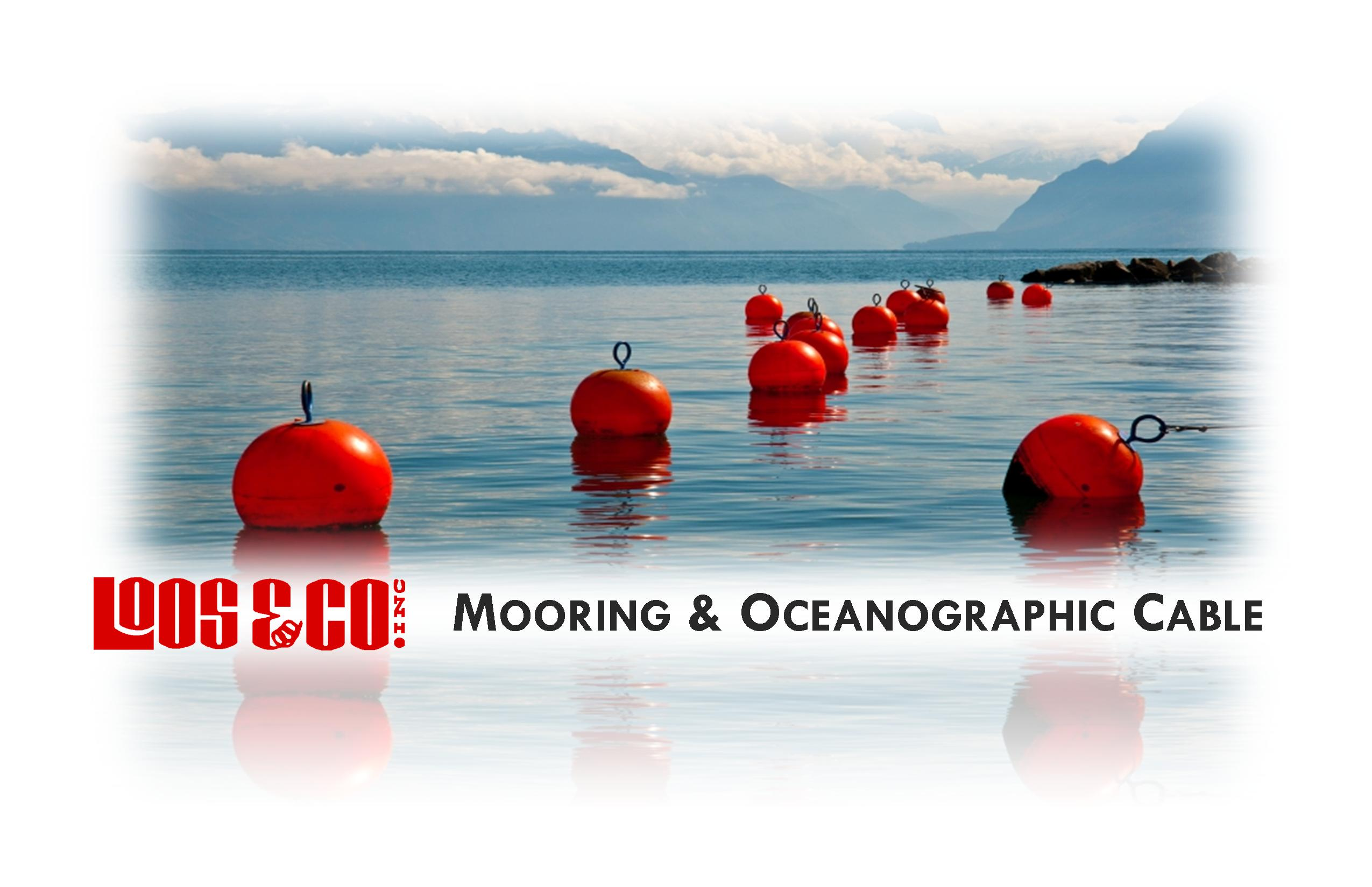 Mooring & Oceanographic Cable - Loos & Co., Inc.