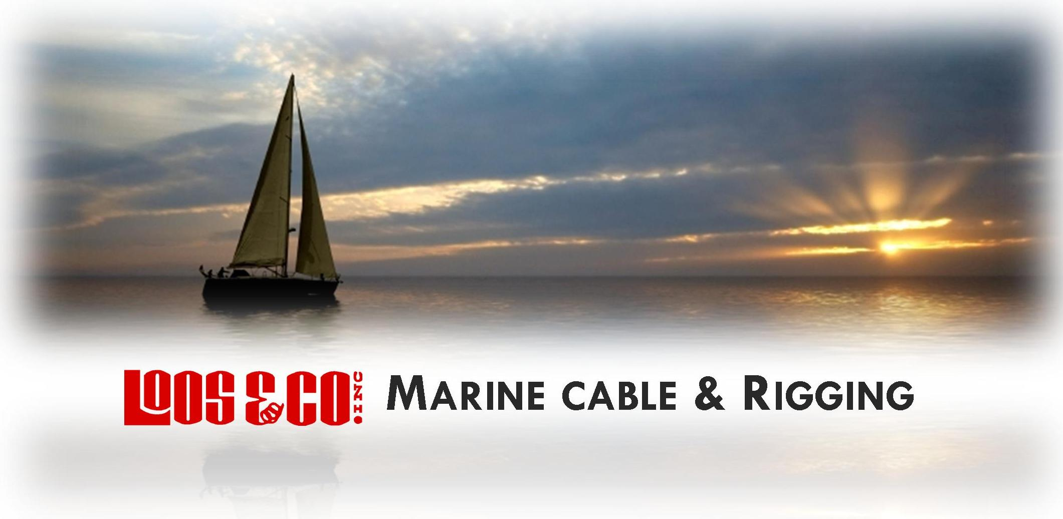 Marine Cable & Rigging - Loos & Co , Inc