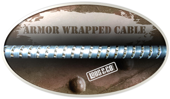 Armor Wrapped Cable