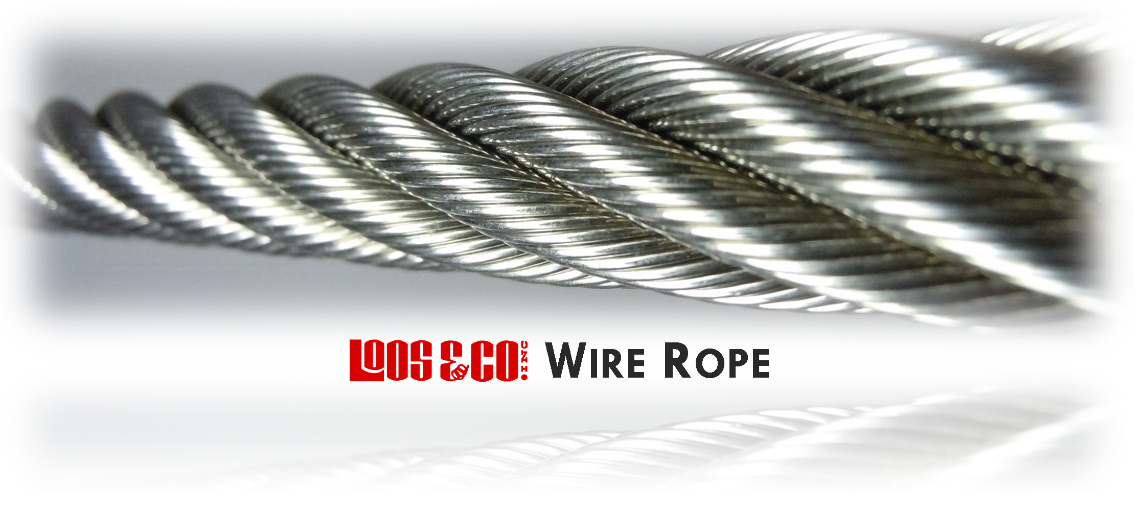 Wire Rope - Loos & Co., Inc.