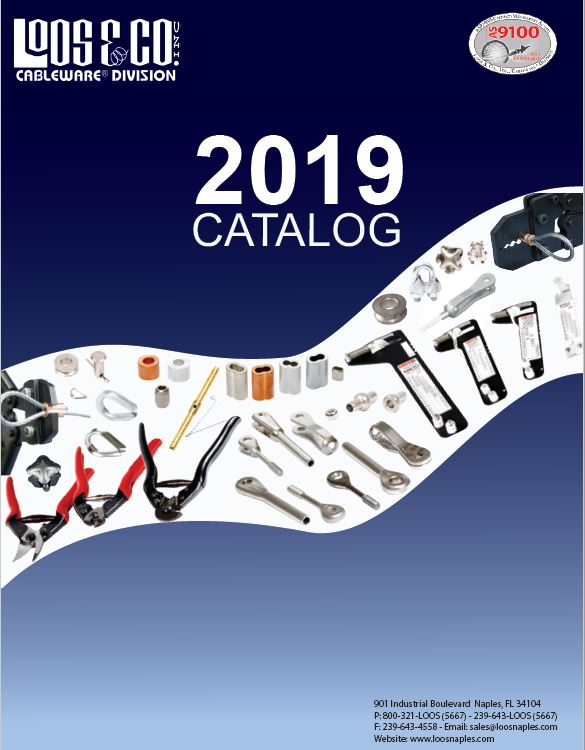 Loos and Company Cableware Catalog