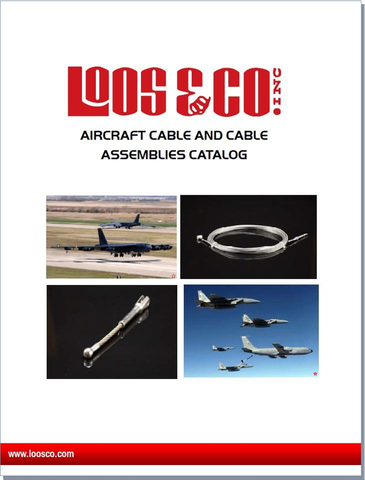 Loos and Company Aerospace Catalog