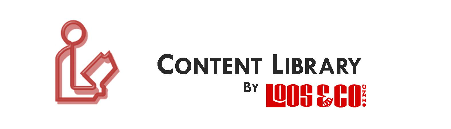 Loos and Company Content Library