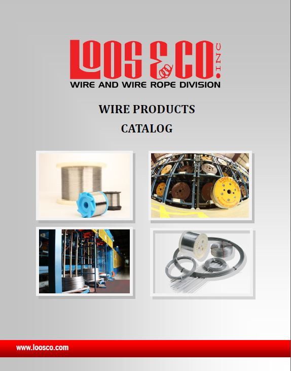 Loos and Company Wire Division Catalog