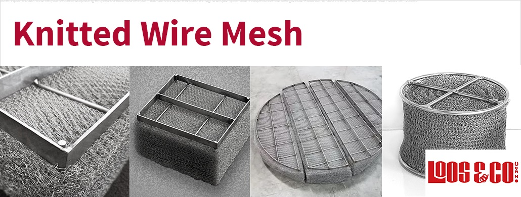 Knitted Wire Mesh Loos Co Inc